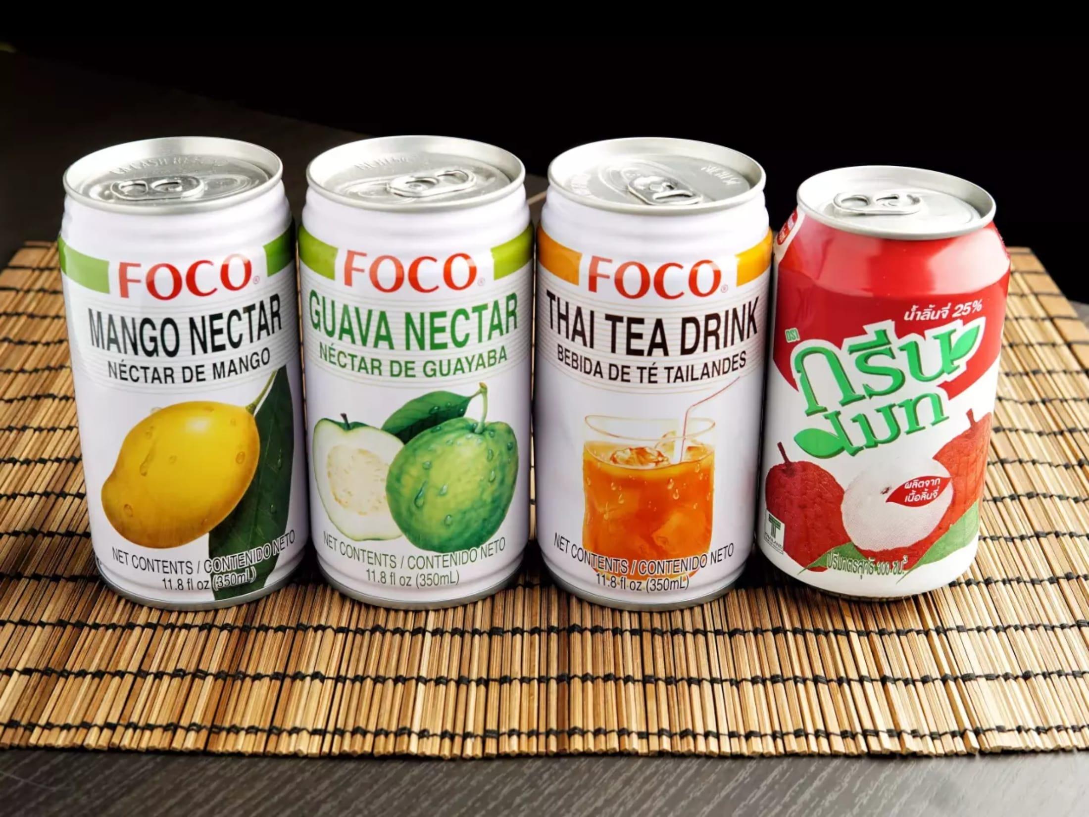 タイのミルクティー350ml缶