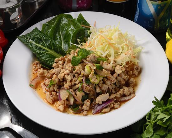 ラープ・ムー/豚ミンチのタイハーブサラダ
